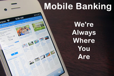 Mobile Banking – Maumee Valley Credit Union
